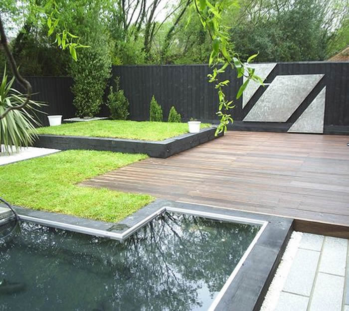 Creating Extremely Stylish Unique Modern Gardens