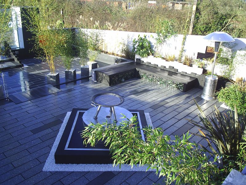 Kerry Jackson Garden Design in Avon, Dorset, Somerset ...