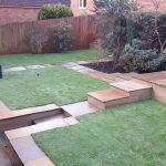 Terraces Transform Sloping Gardens