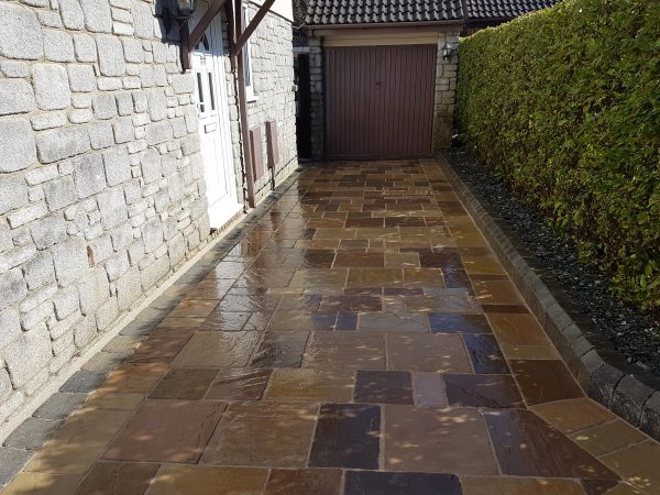 Marshalls Fairstone Magnasett Autumn Gold, Heathfield, Devon
