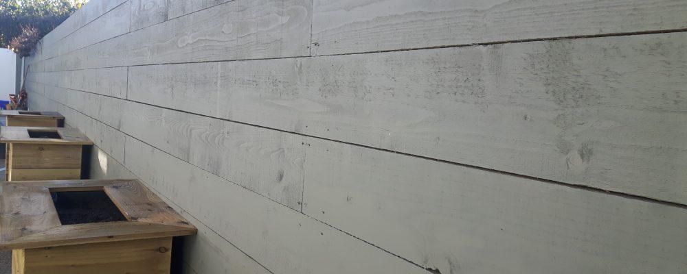 Timber fencing installers Devon