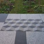 3D paving, Kingsteignton, Devon