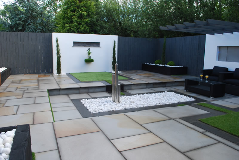 Quality gardens landscaped and designed Torquay