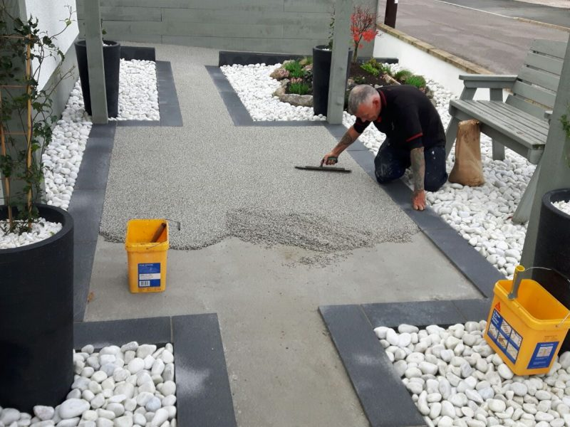 Resin bound surfaces Devon