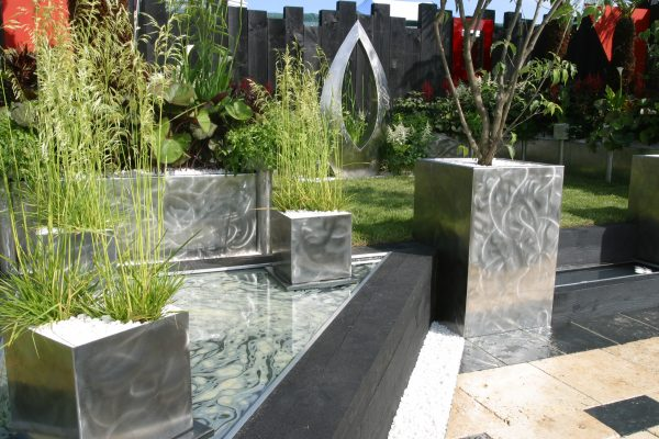 Sloping Garden Solutions from Landscaping Experts